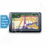 Garmin Nuvi 465T Newly Overhauled with Lifetime Map Updates