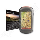 Garmin Oregon 450 with 100K USA Topo DVD
