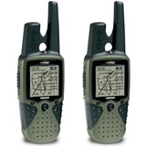 Garmin Rino 120 Radio GPS Double Pack