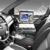 RAM Mount Portable Seat-Mate Vehicle Laptop Mount HD Kit