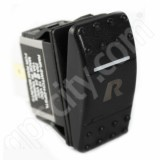 RAM Mount DPST RAM Rocker Switch with Light RAM-SWITCH-DPSTL