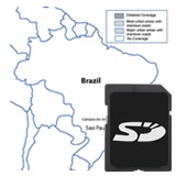 Garmin SD City Navigator Brazil NT Card v3