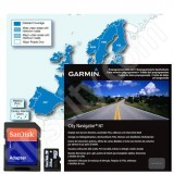Garmin UPDATE microSD City Navigator Europe NT 2009 Card