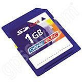 DaneElec 1GB Secure Digital Data Card