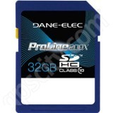 DaneElec 32GB SDHC Data Card Class 10