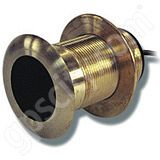 Garmin Dual Freq 8 Pin Transducer Depth 0-7 Degree Bronze