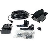 Garmin Single Freq Transducer Depth Temp Plastic 8