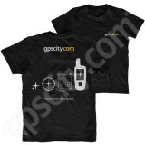 GPS City US Evolution BK T-Shirt XL