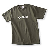 Geocaching Olive Plus T-Shirt XL