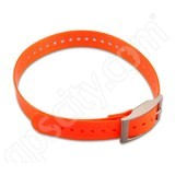 Garmin TT 10 Orange Collar Strap for Small Dogs
