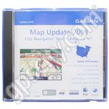 Garmin UPDATE City Navigator NT 2008 North America DVD