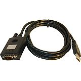 GPS City Serial to USB Port 17in Adapter for PC