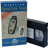GPS Outfitters Sportrak Map and Pro Video