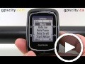 garmin edge 200: data screen scroll