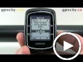 garmin edge 200: unit settings