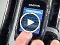 garmin edge 705: power meter setup