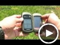 garmin etrex 30 vs dakota: sunlight