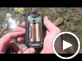 garmin etrex 30: waterproof overview