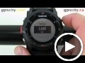 garmin fenix: display setup