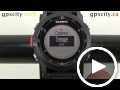 Garmin fenix vs Foretrex 401 Video