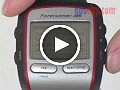 garmin forerunner 305: data field edit