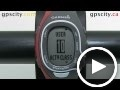 garmin forerunner 60: user profile