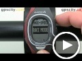garmin forerunner 60: race mode
