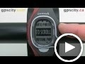 garmin forerunner 60: auto scroll run