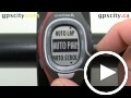 garmin forerunner 60: auto scroll gen