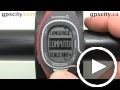 garmin forerunner 60: unit settings