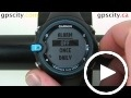 garmin swim: alarm clock