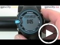 garmin swim: stopwatch