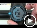 garmin swim: setting the time