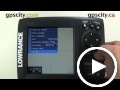 lowrance elite 5: muting sounds & beeps