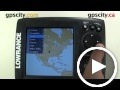 lowrance elite 5: adjusting headings
