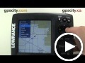 lowrance elite 5 dsi: adjust views