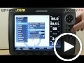 lowrance hds gen2: navigation settings