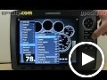 lowrance hds gen2: unit settings