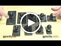 RAM Mount Universal Plate Hardware (RAM-S-G1U) Video