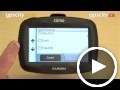 garmin zumo 350lm: language & keyboard