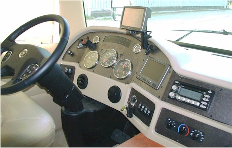 Rv Motor Home Gps And Mount Photos And Articles