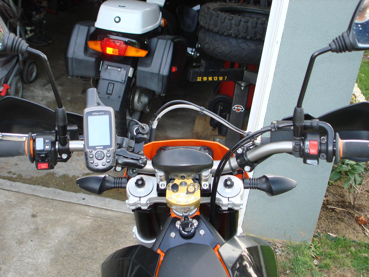 Offroading Gps And Mount Photos And Articles