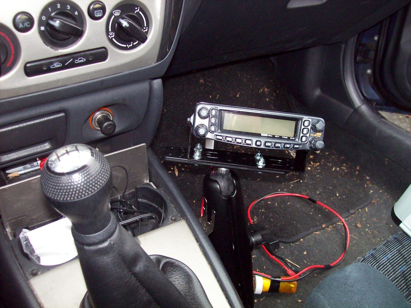 No Hole Amateur Radio Mount Gallery Article