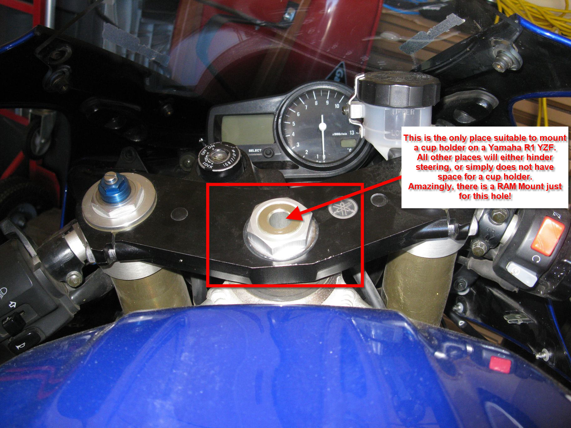 Dimensions Of  Yamaha Motorcycle