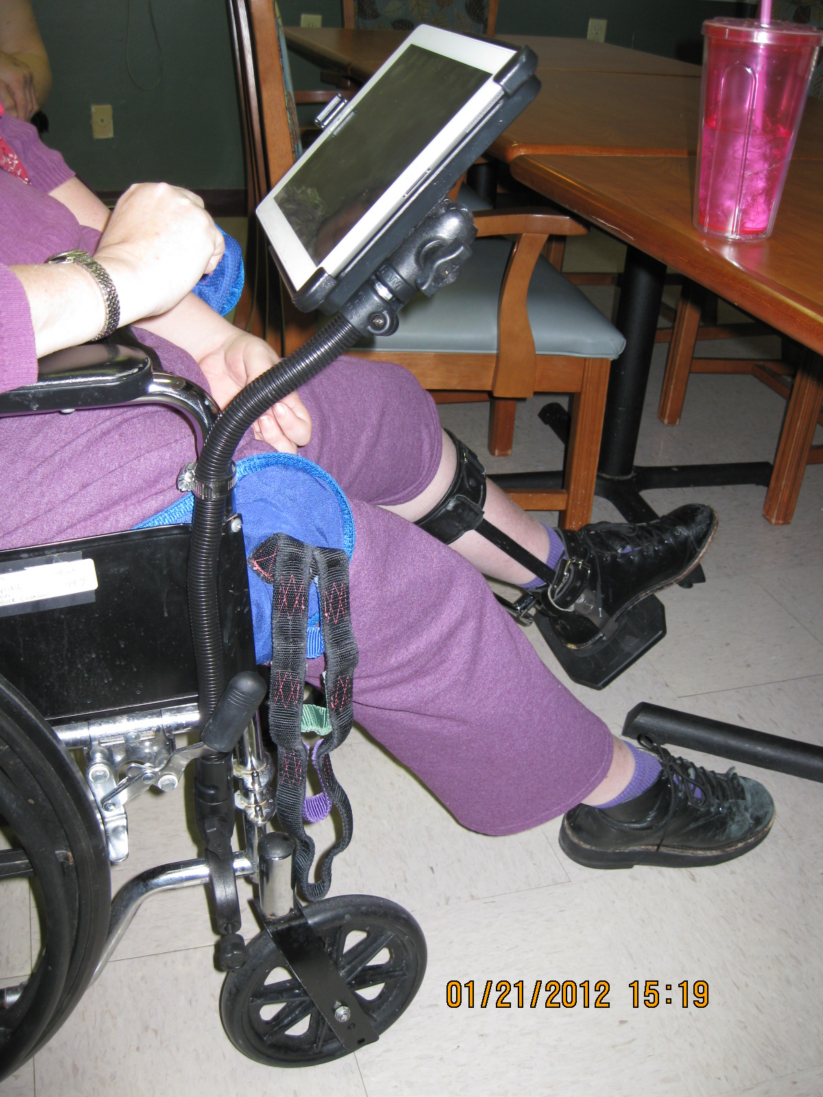 Wheelchair Gps And Mount Photos And Articles