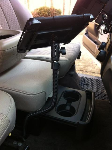 2010 F150 Ipad Benchseat Install Gallery Article