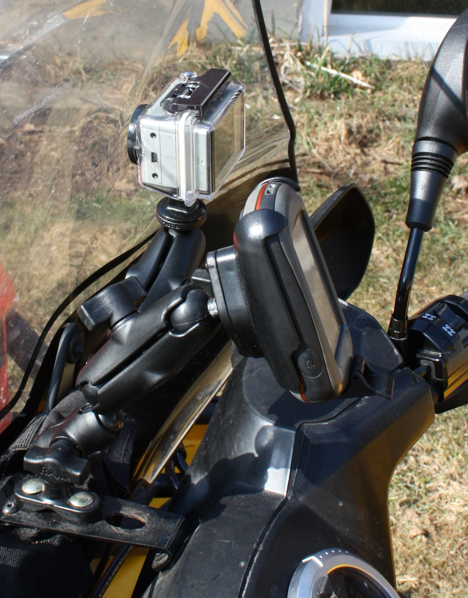 Gps And Gopro Mounted Gallery Article