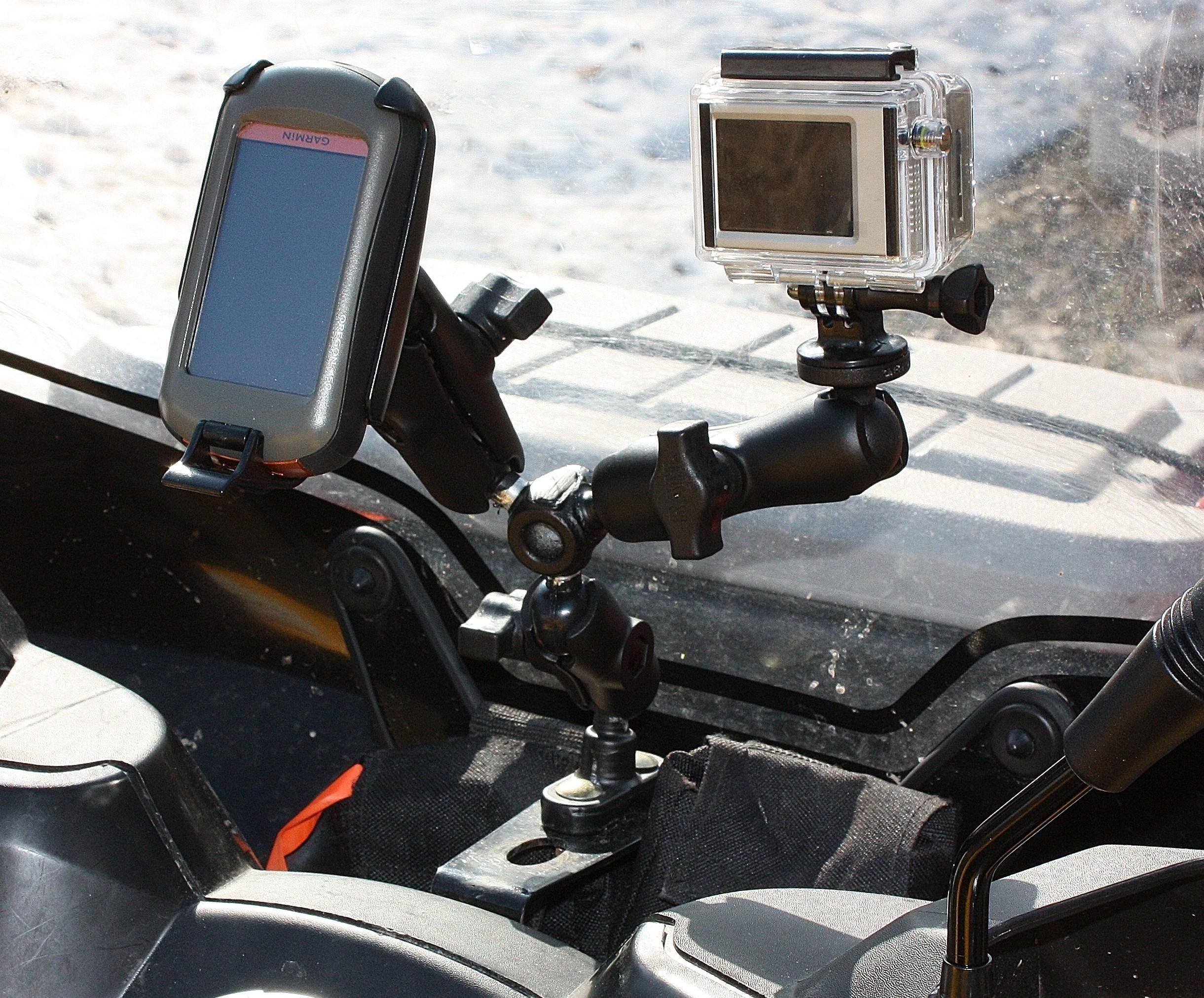 Gopro Camera Mounted On Atv Gallery Article