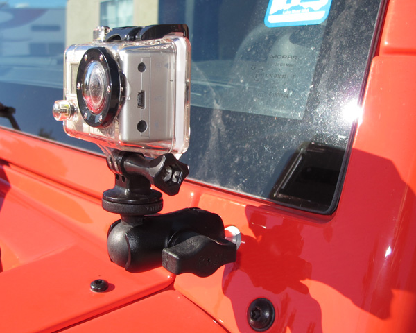 Gopro Works Great On The Jeep Too Gallery Article
