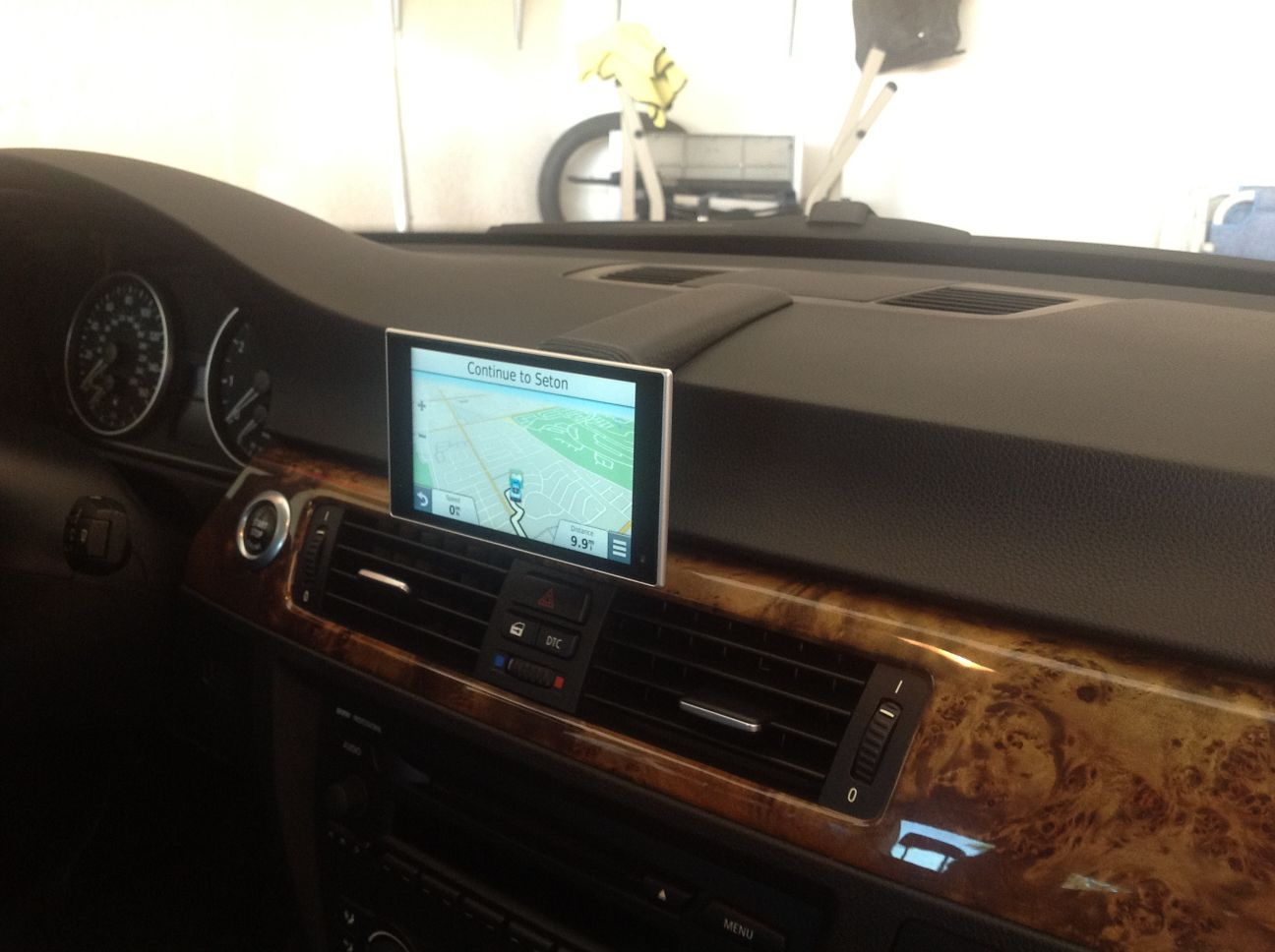 Bmw nuvi 3597 install gallery article